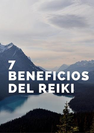7 BENEFICIOS DEL REIKI
